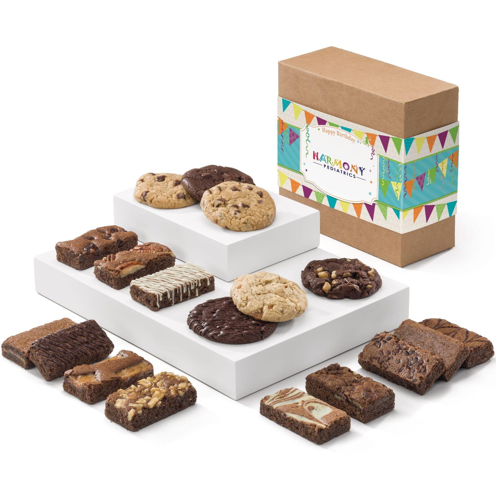 Custom Birthday Cookie & Sprite Combo