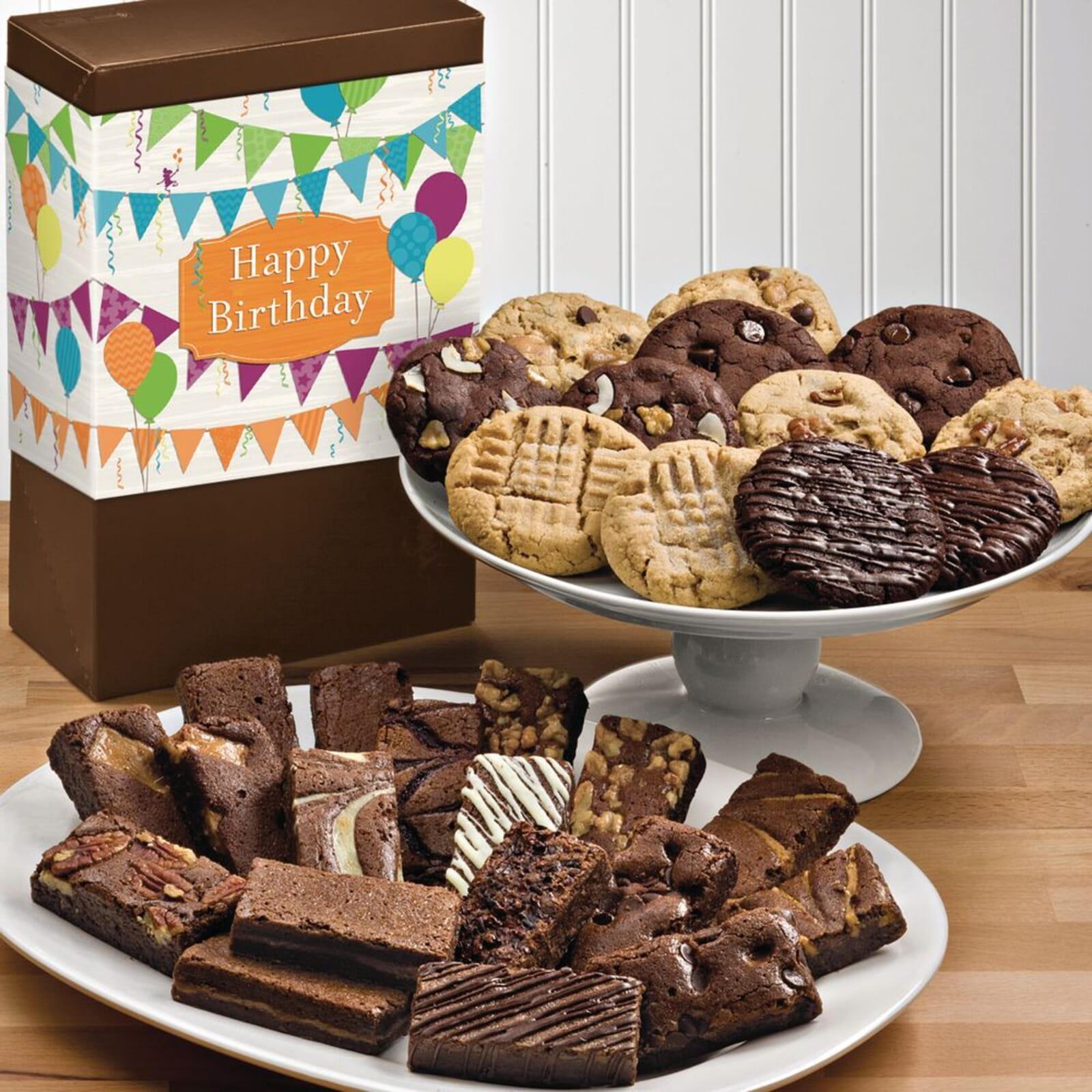 Birthday Deluxe Cookie & Sprite Combo