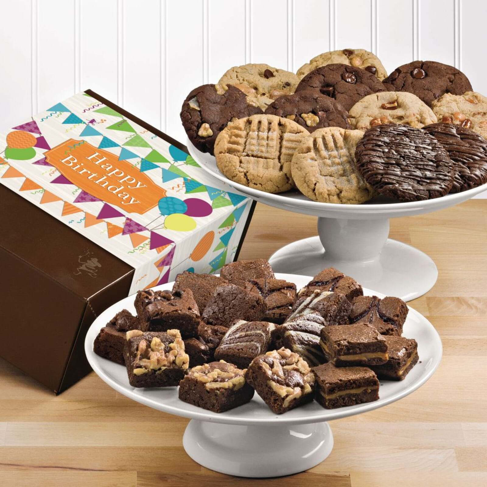 Birthday Deluxe Cookie & Morsel Combo