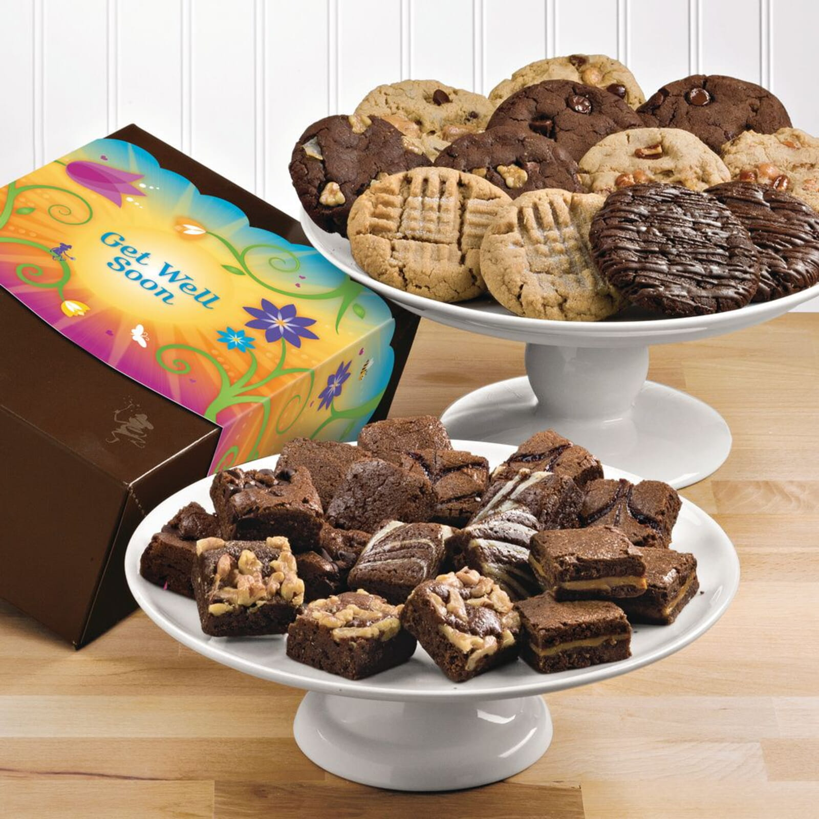 Get Well Deluxe Cookie & Morsel Combo