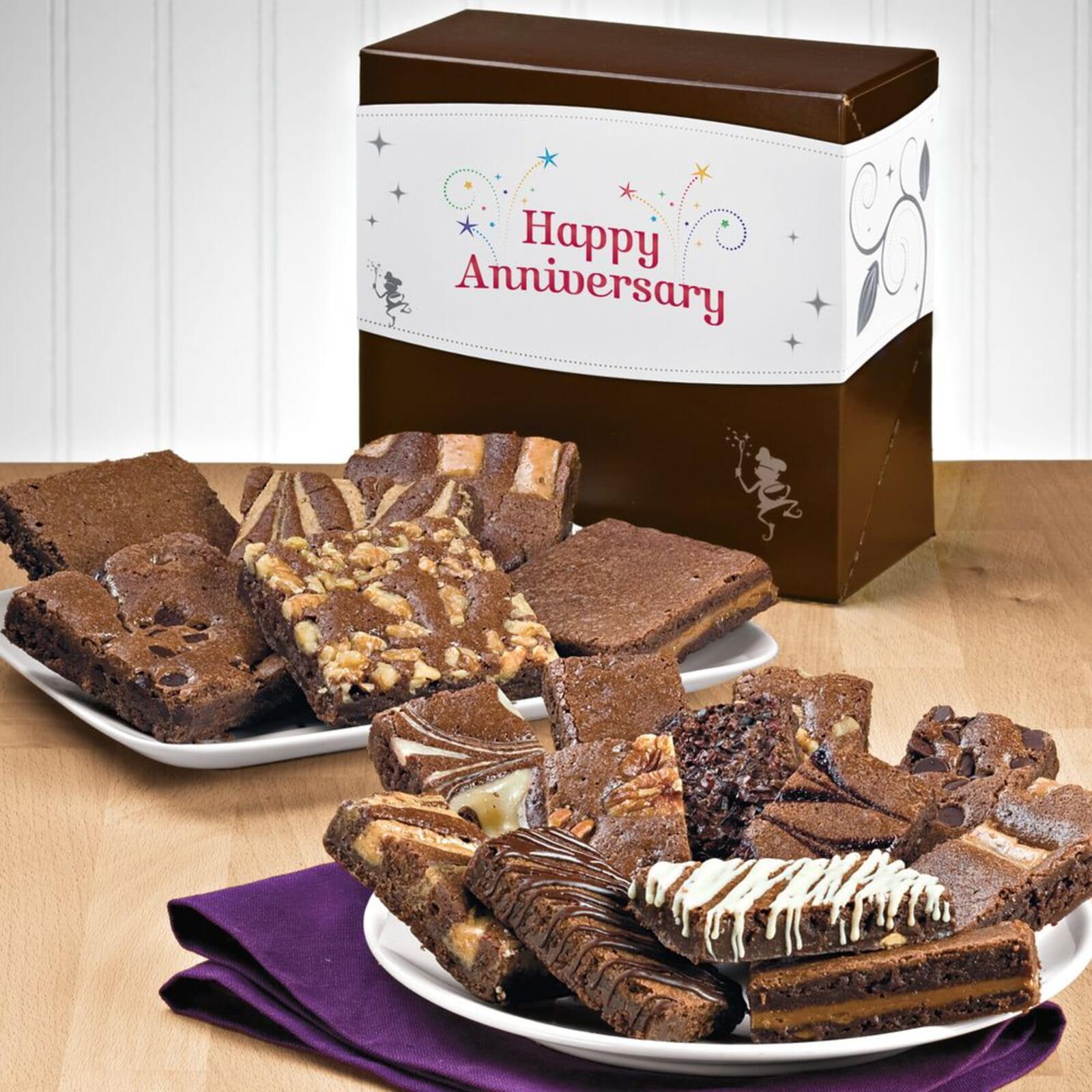 Anniversary Brownie & Sprite Combo