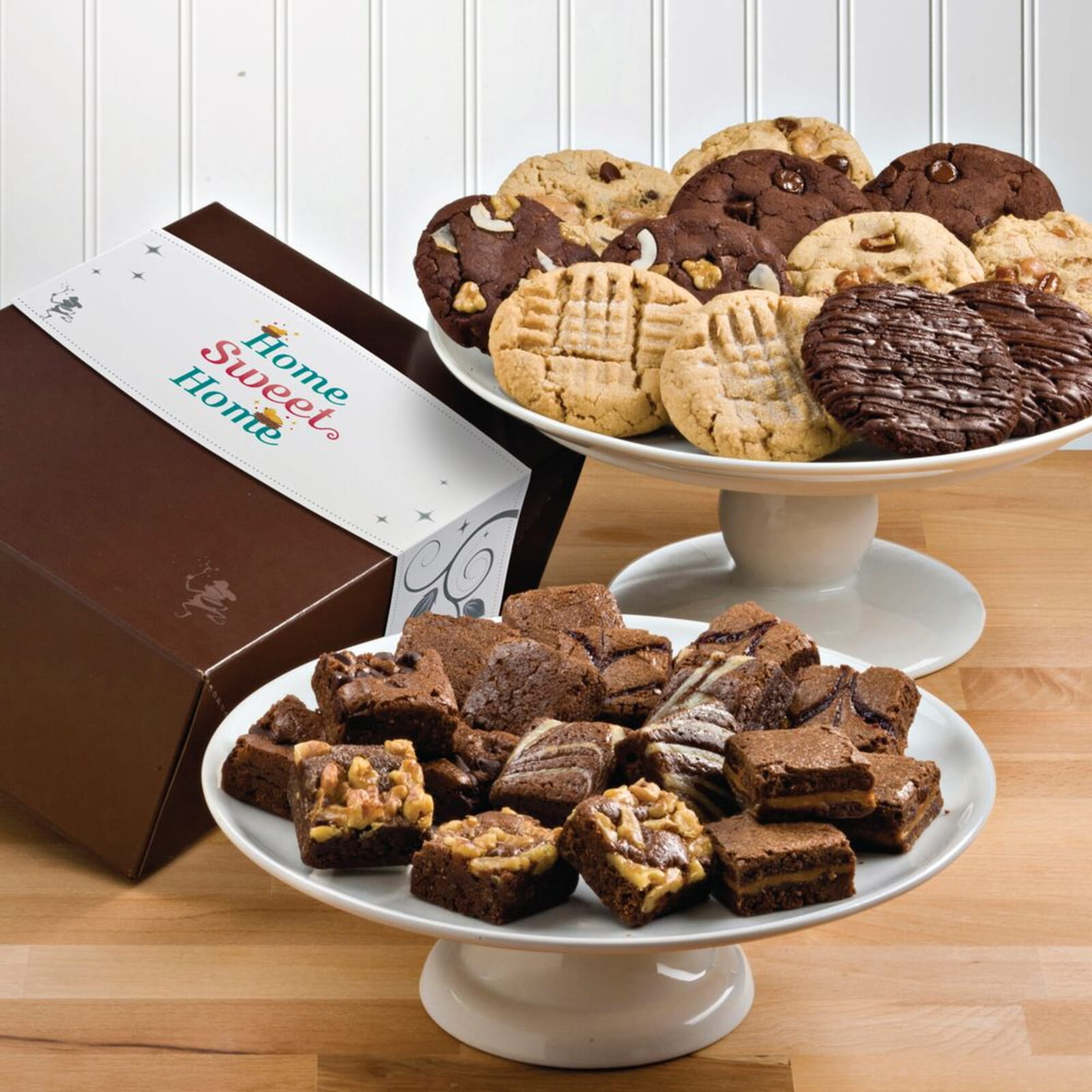 Home Sweet Home Deluxe Cookie & Morsel Combo
