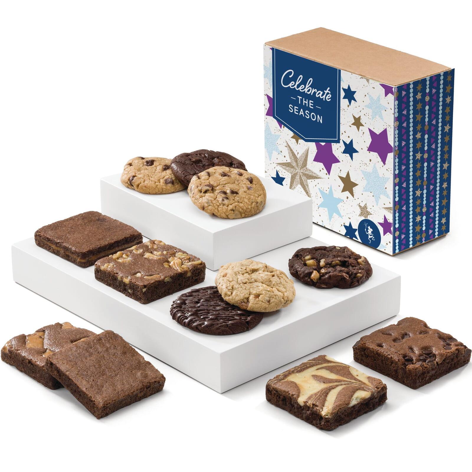Celebrate the Season Cookie & Brownie Combo
