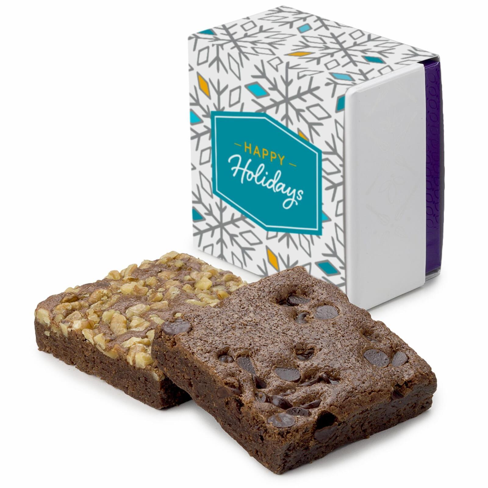 Celebrate the Season 2-Brownie Favor