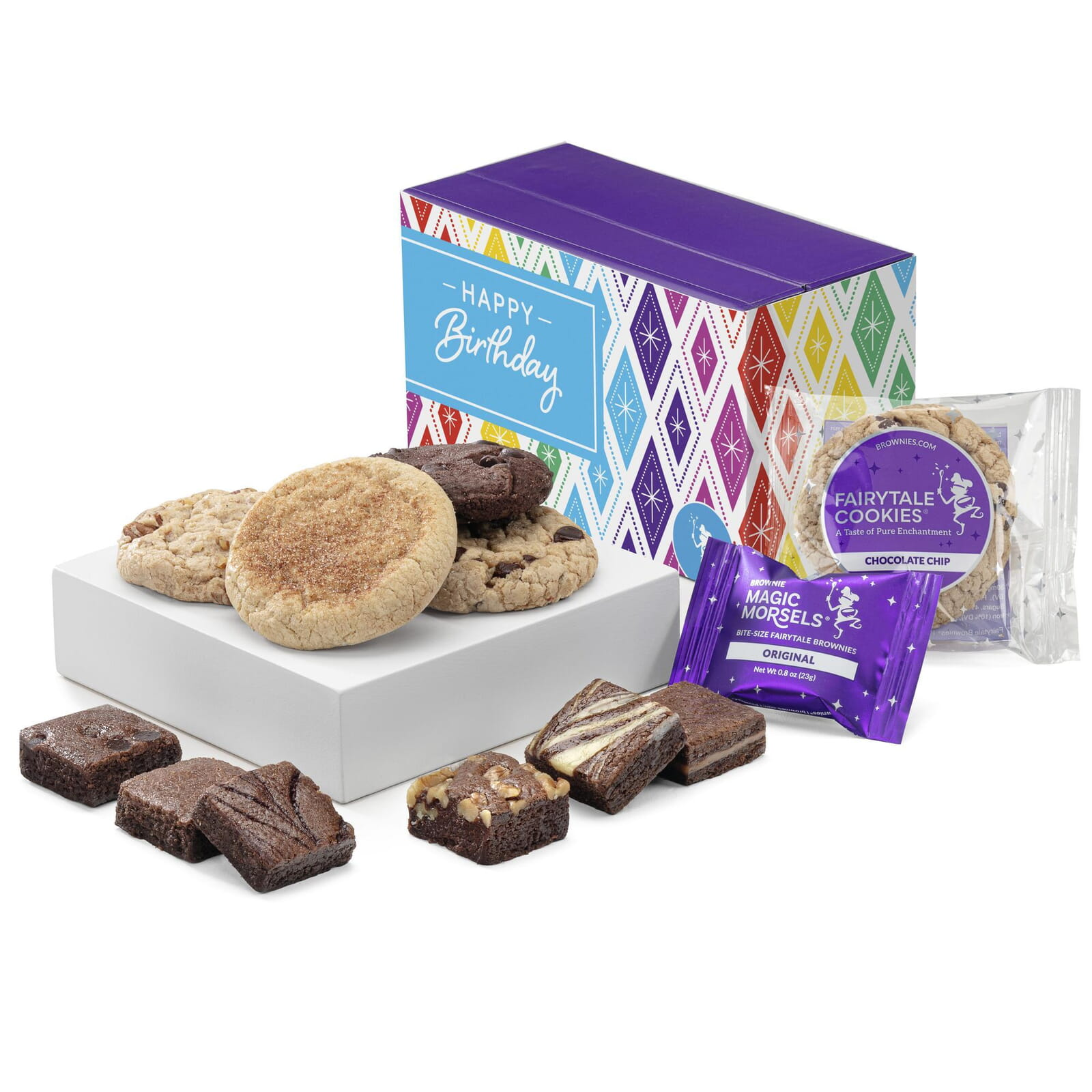 Birthday Treasure Cookie & Morsel Combo
