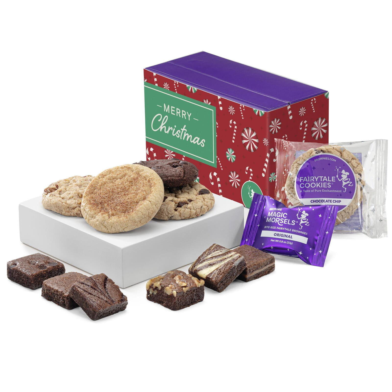 Christmas Treasure Cookie & Morsel Combo