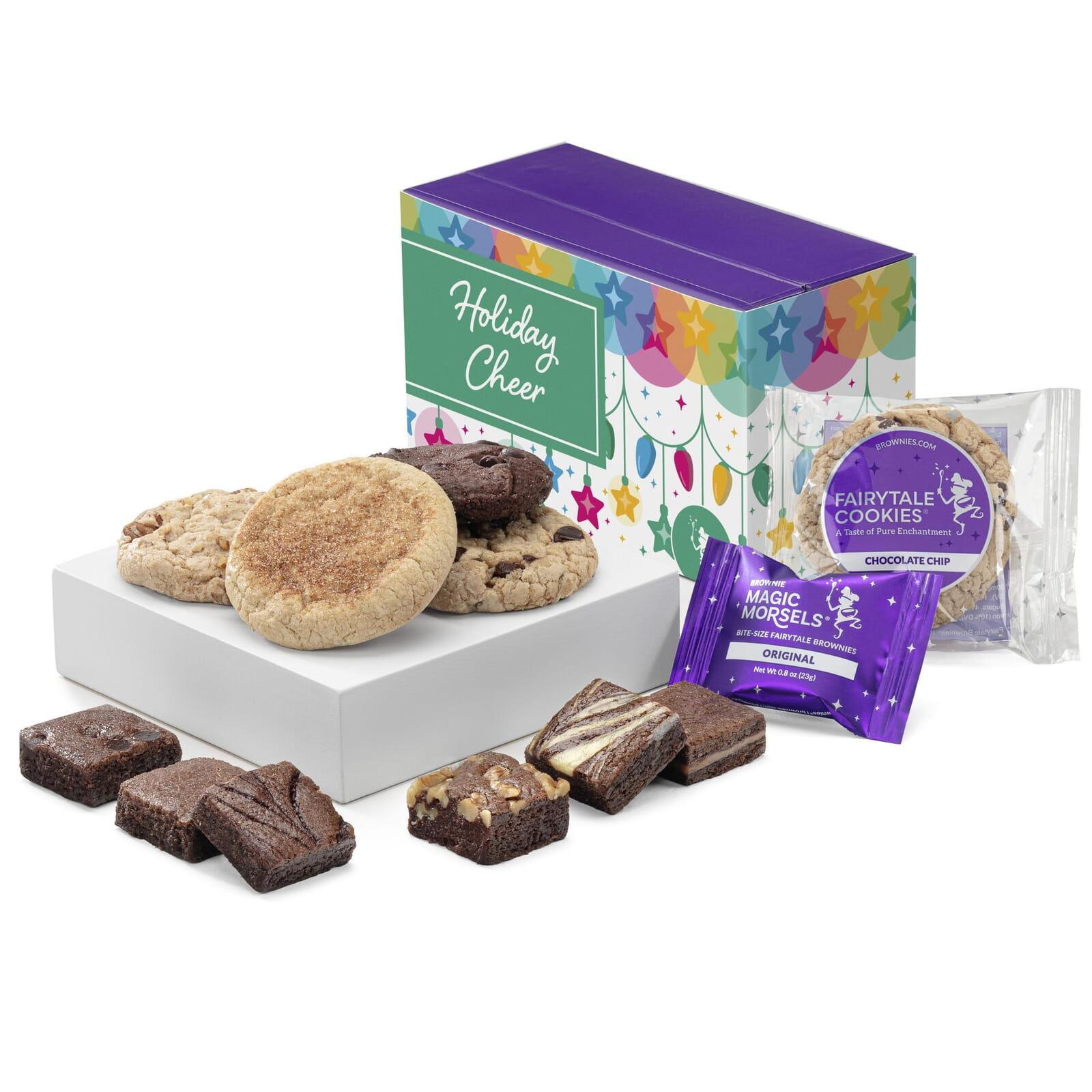 Holiday Cheer Treasure Cookie & Morsel Combo