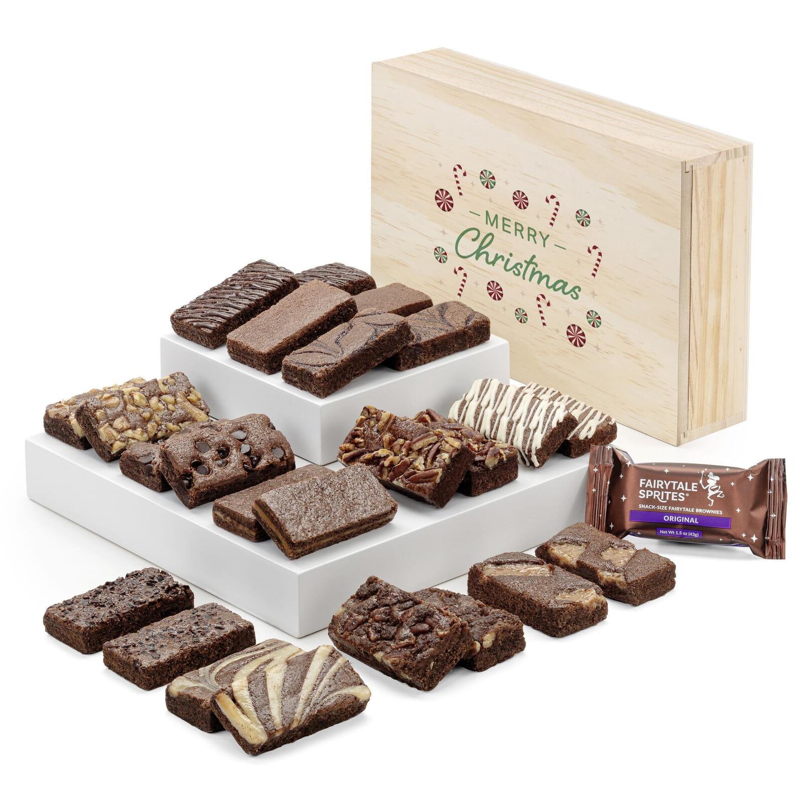 Christmas Wooden Box Sprite 24