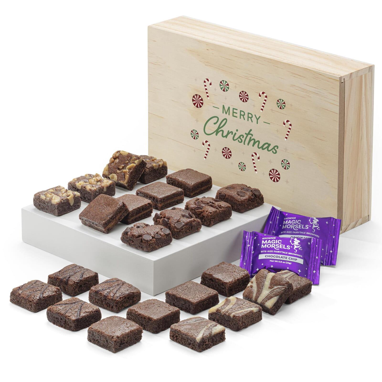 Christmas Wooden Box Morsel 24