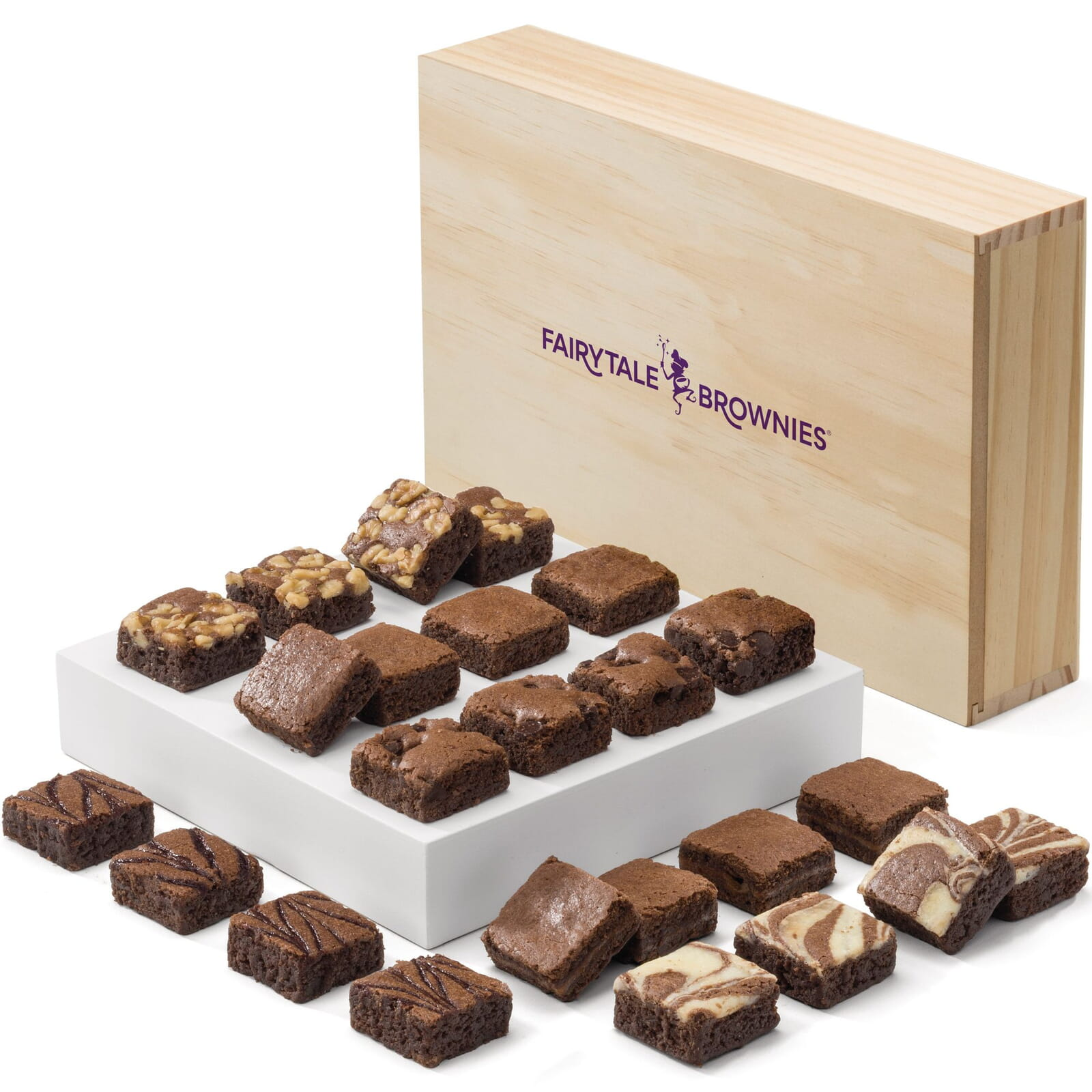 Wooden Box Morsel 24