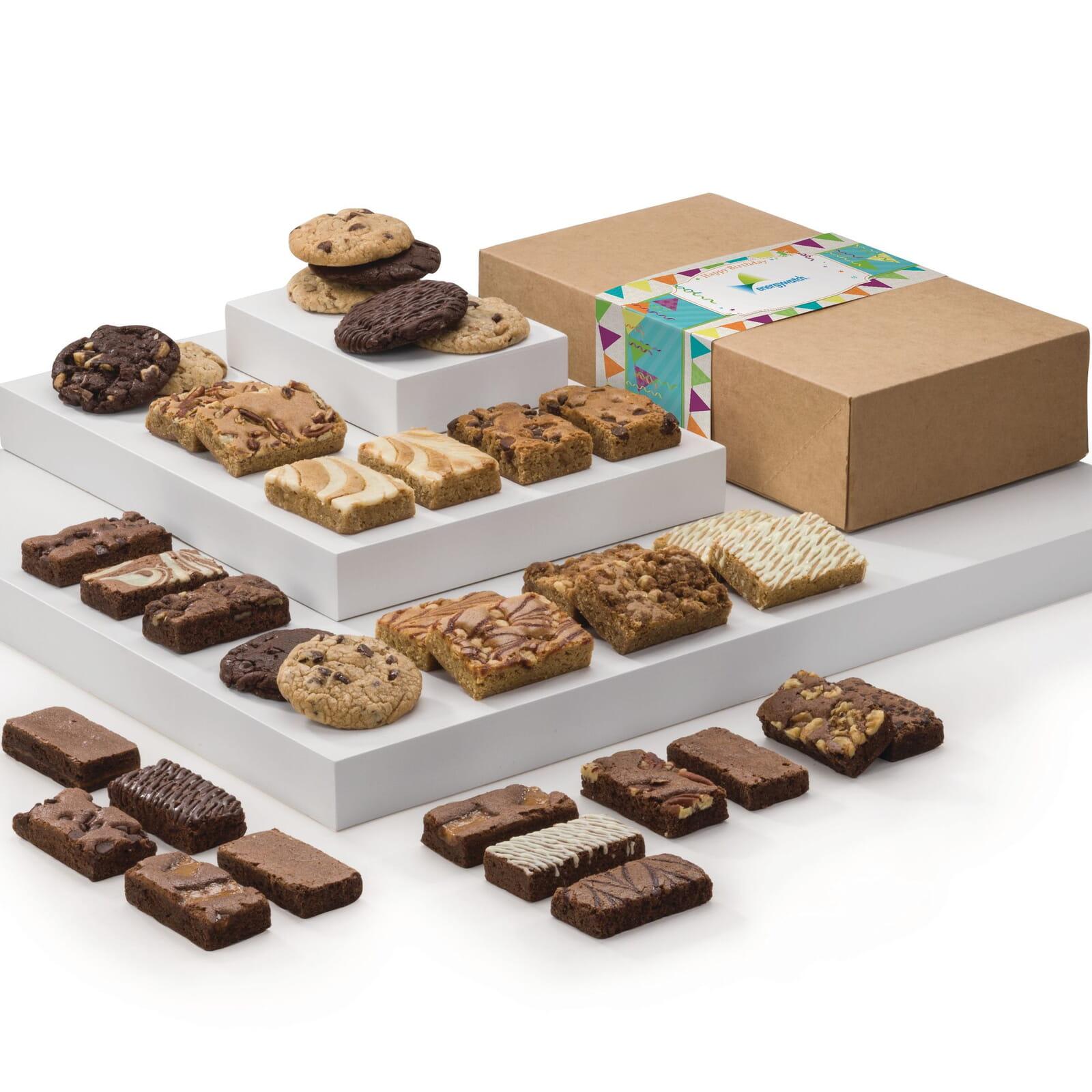 Custom Birthday Ultimate Bar, Sprite & Cookie Comb