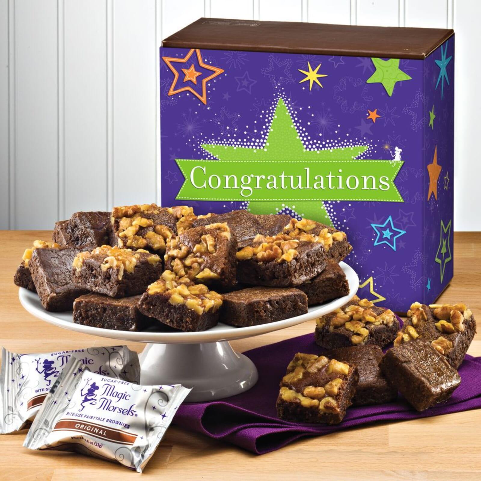 Congratulations Sugar-Free Morsel 48