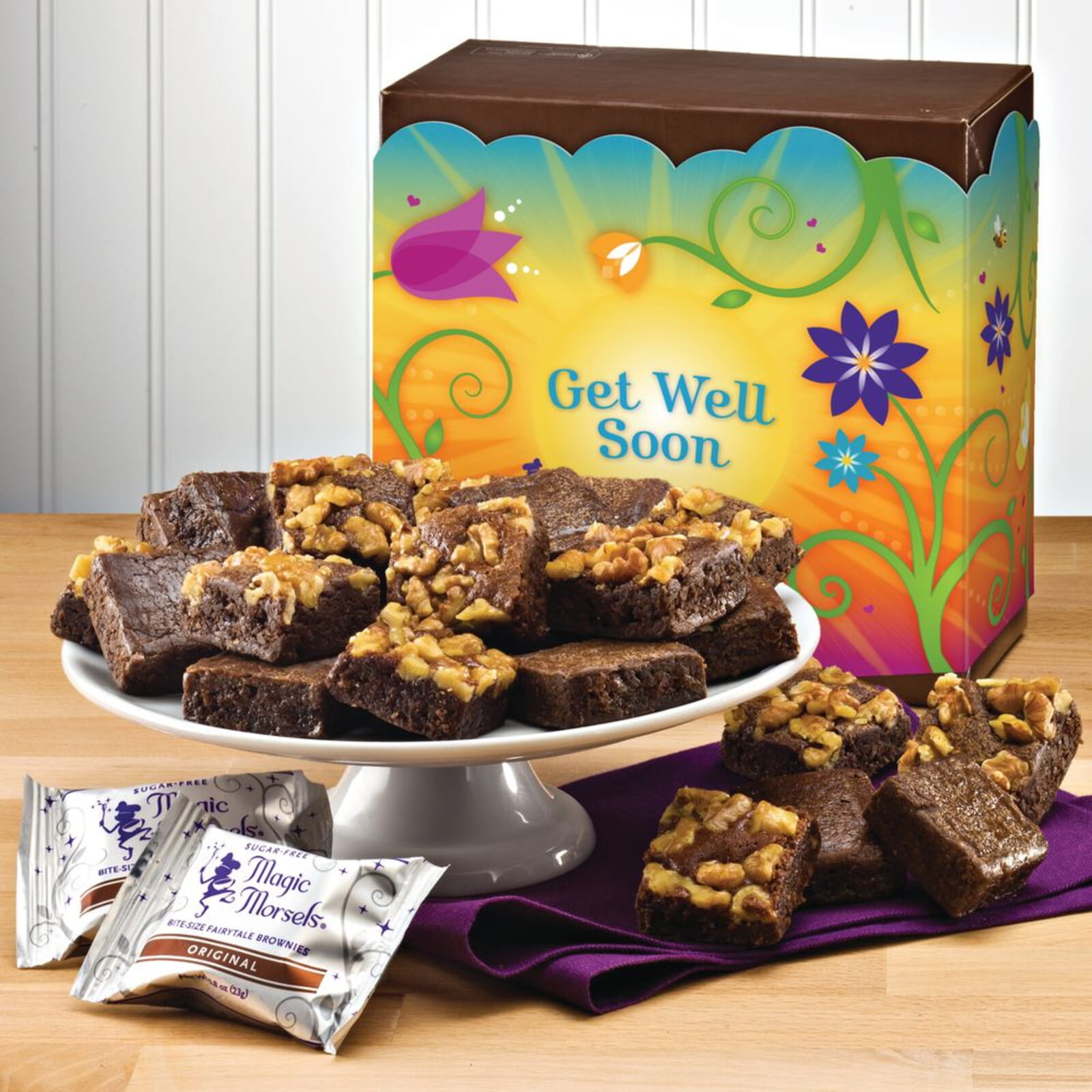 Get Well Sugar-Free Morsel 48