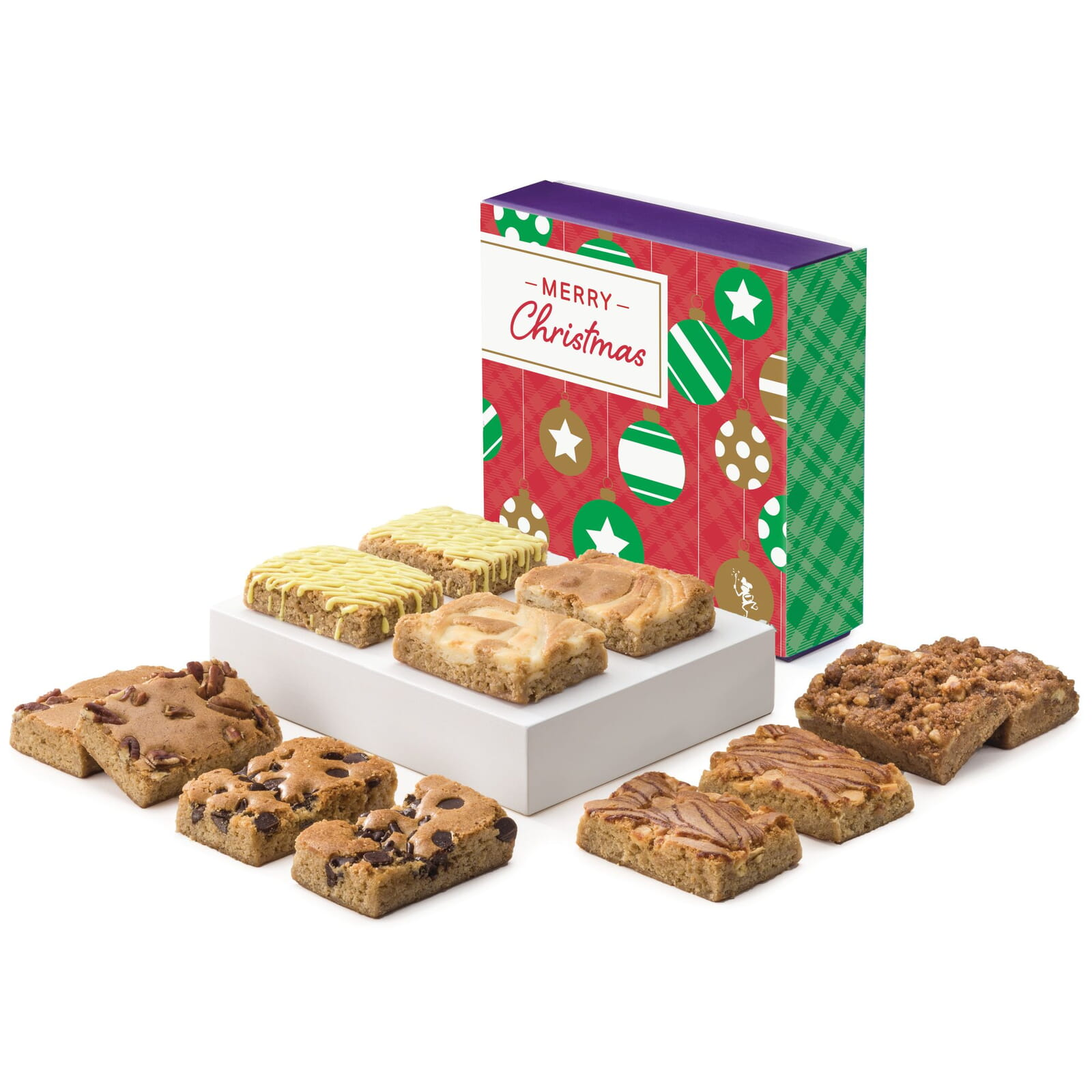 christmas bar dozen - Christmas Bar Cookies