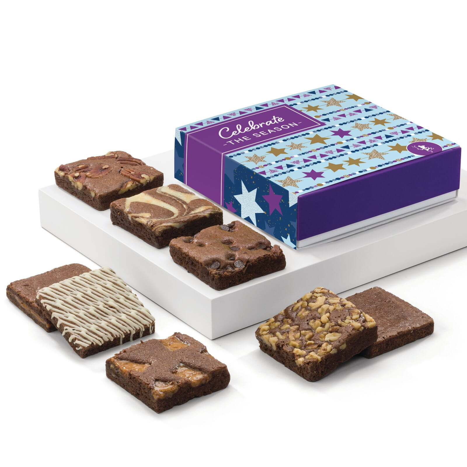 Celebrate the Season Brownie Eight