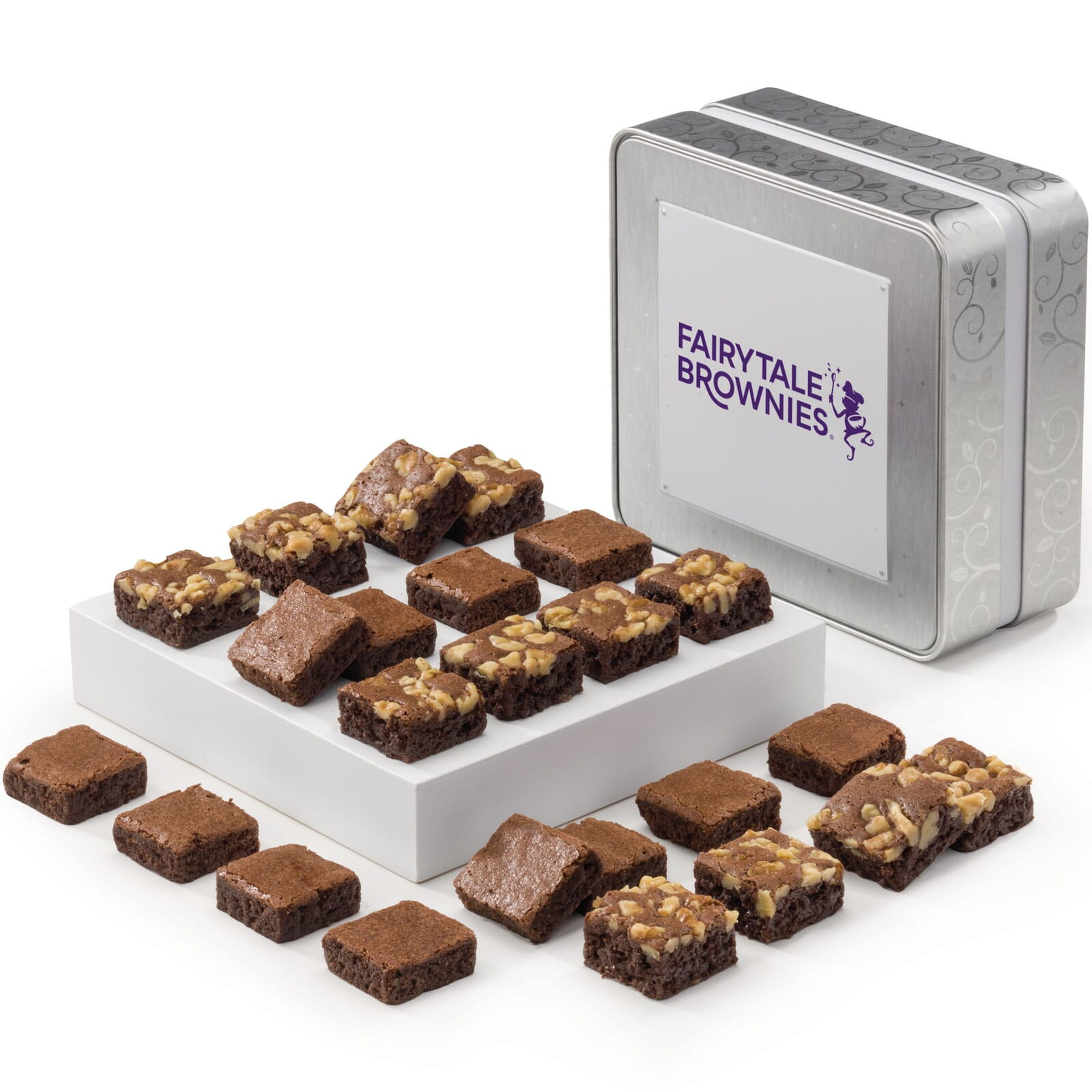 Keepsake Tin Sugar-Free Morsel 24