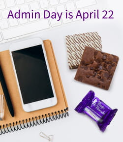 Admin Day Gifts