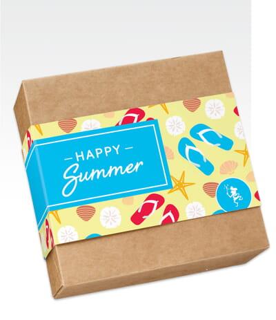 Summer Gift Baskets
