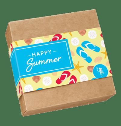 Happy Summer Gift Baskets