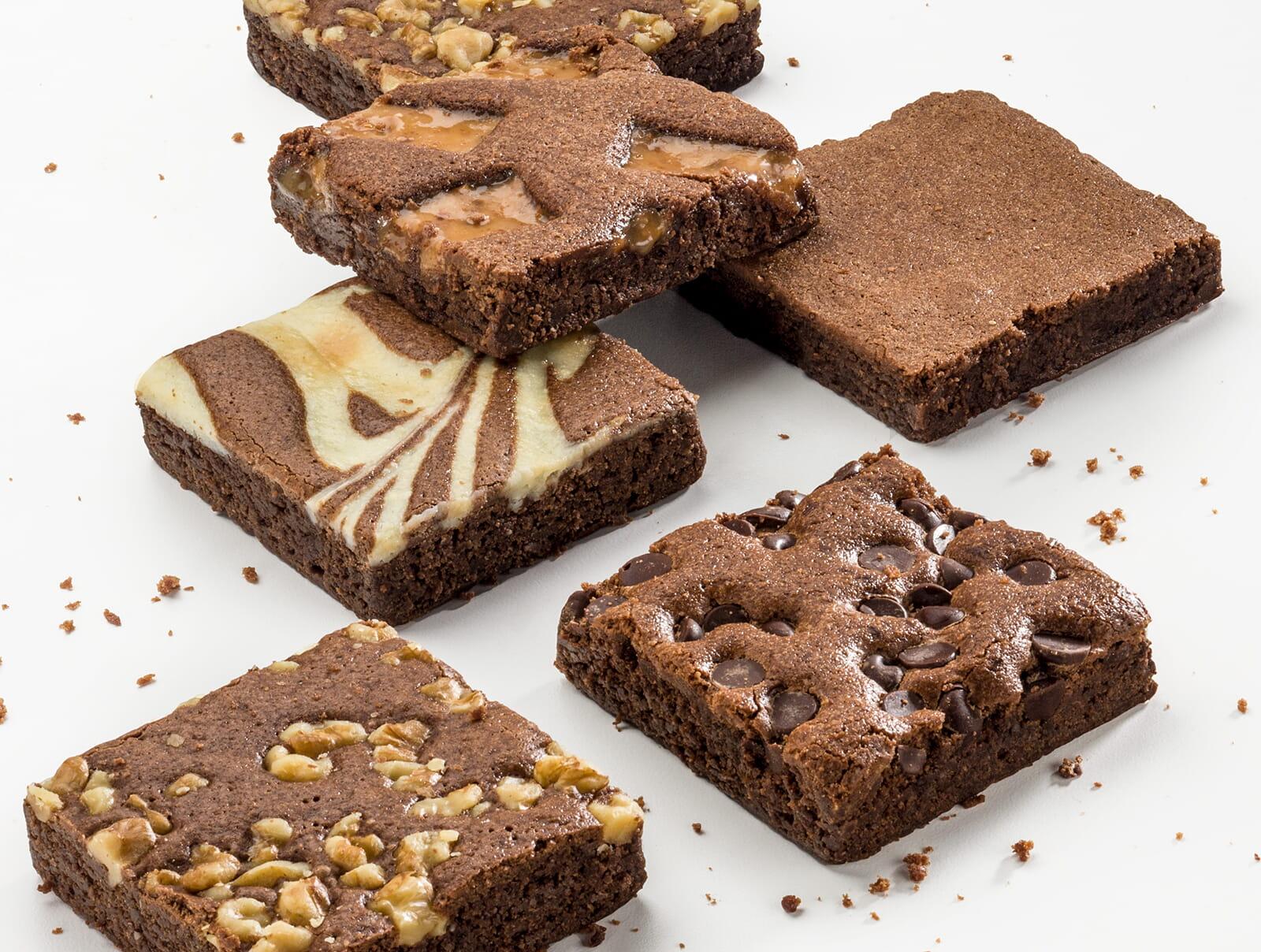 belgian chocolate brownie gifts