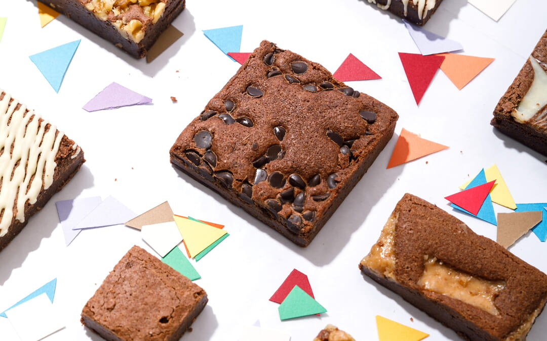 Party Time! 25 Years of Fun with Brownies