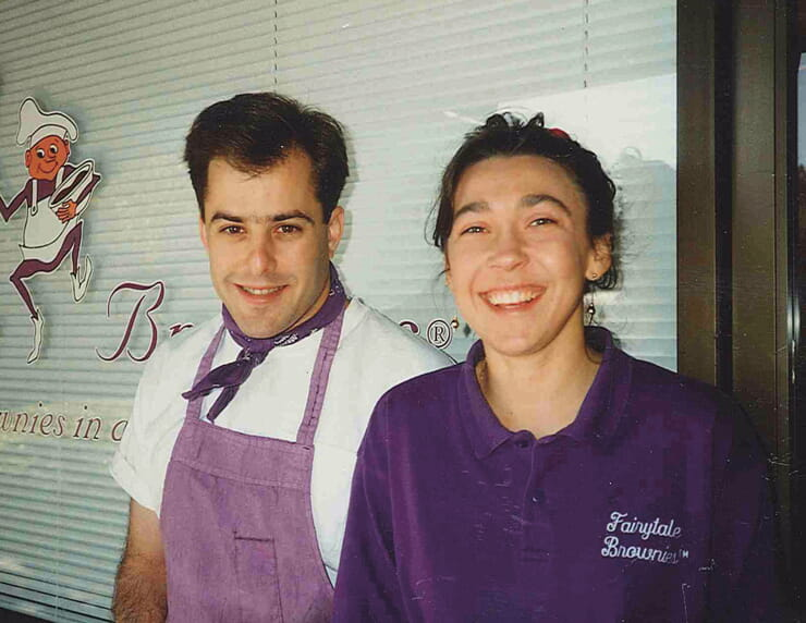 David and Eileen 1994
