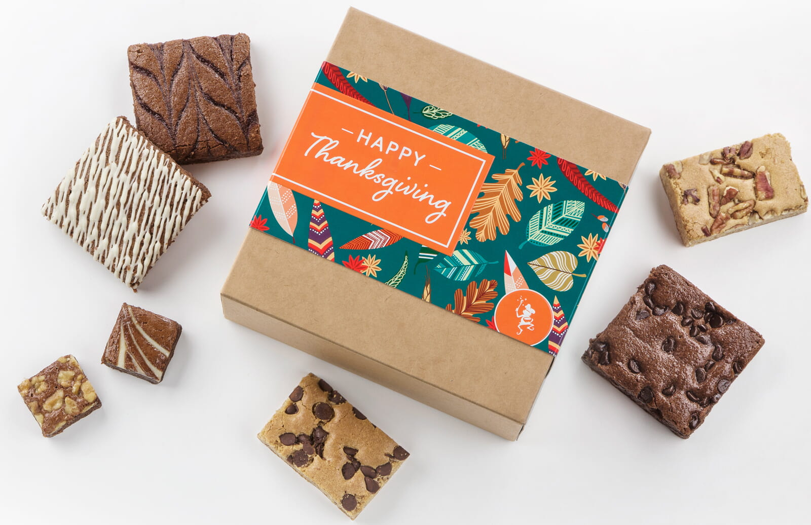 Shop Thanksgiving brownie gifts