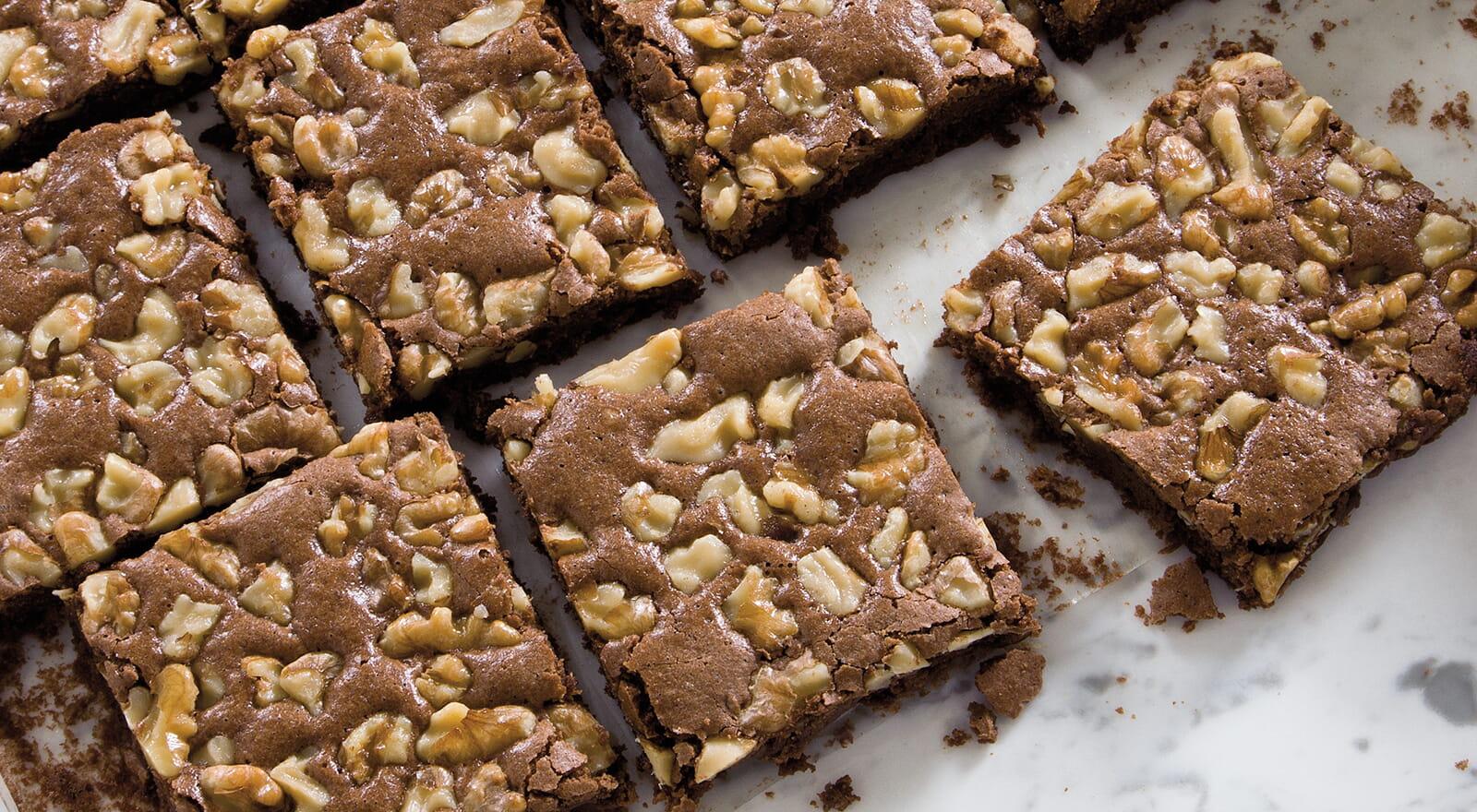 Explore unique brownie recipes